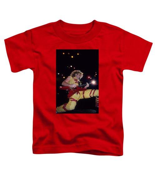 Sammy Hagar Toddler T-Shirt