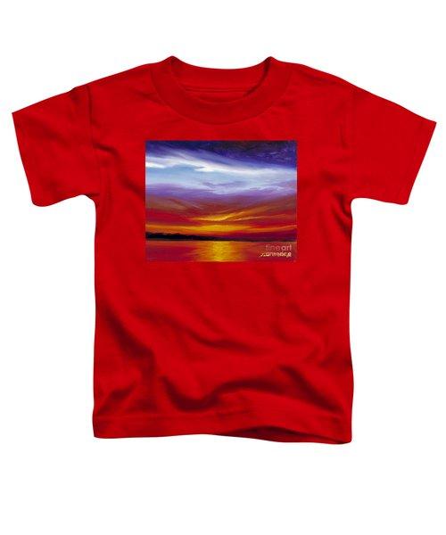 Sarasota Bay I Toddler T-Shirt