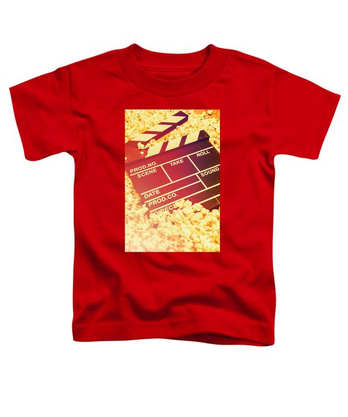 Scene From An American Movie Toddler T-Shirt