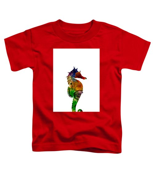 Sea Horse Toddler T-Shirt
