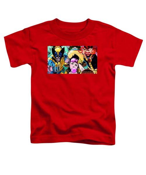 Secret Wars Toddler T-Shirt
