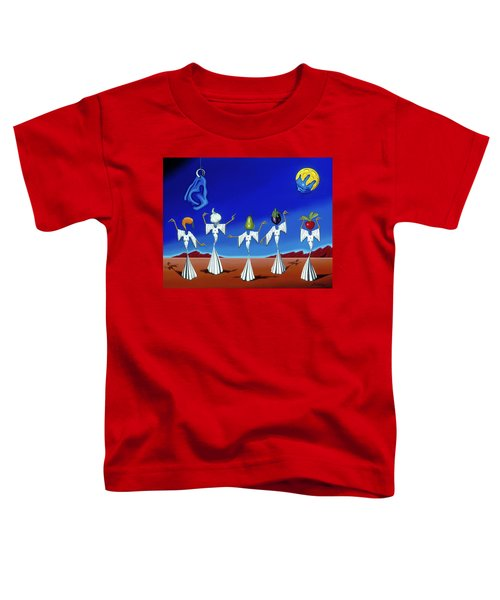Serenade Of The Sisters Toddler T-Shirt