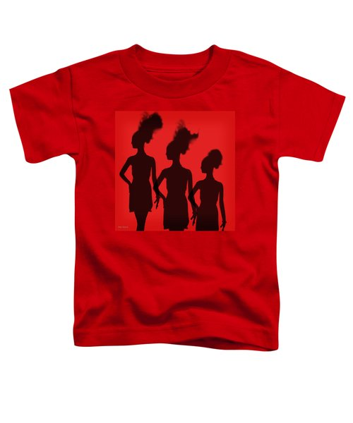 Shadow Of Chic Toddler T-Shirt