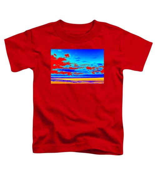 Sky #3 Toddler T-Shirt