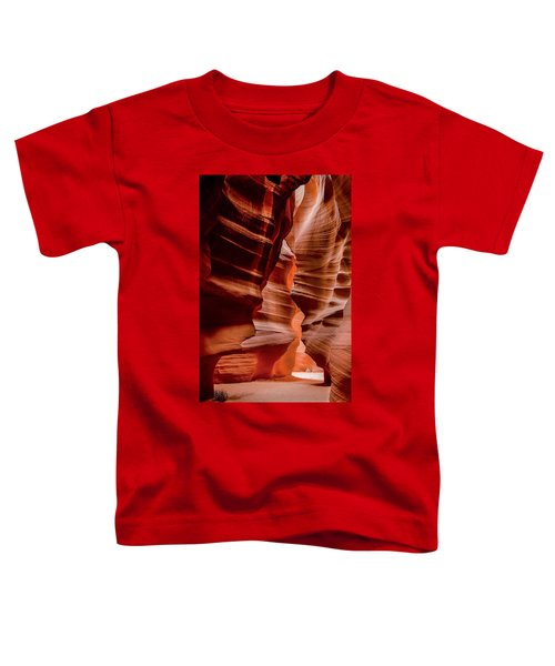 Slot Canyon Toddler T-Shirt