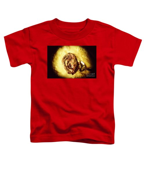 Speakeasy Pudding Toddler T-Shirt