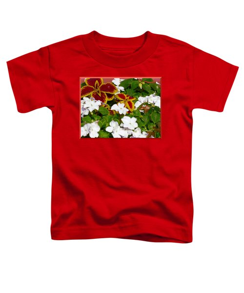Spring Annuals Toddler T-Shirt