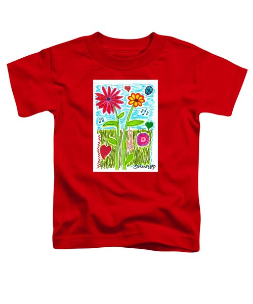 Spring Has Sprung Toddler T-Shirt