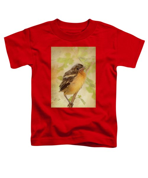 Spring's Sweet Song Toddler T-Shirt