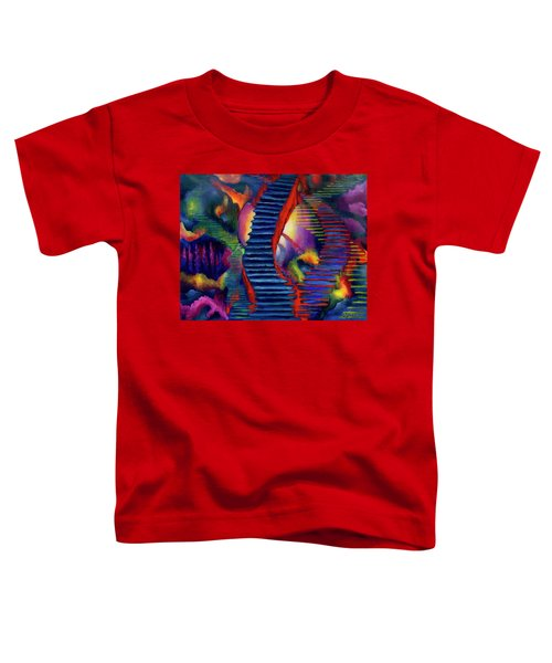 Stairways Toddler T-Shirt