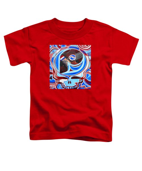 Steal Your Phils Toddler T-Shirt by Kevin J Cooper Artwork