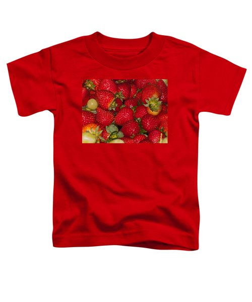 Strawberries 731 Toddler T-Shirt