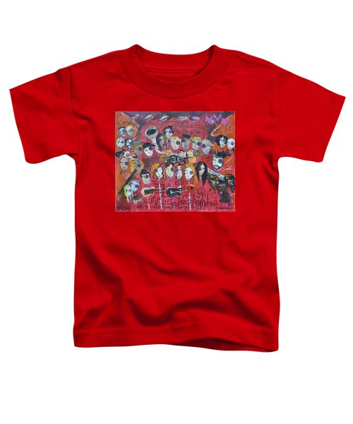 Sug At Red Rocks Amphitheater 2010 Toddler T-Shirt