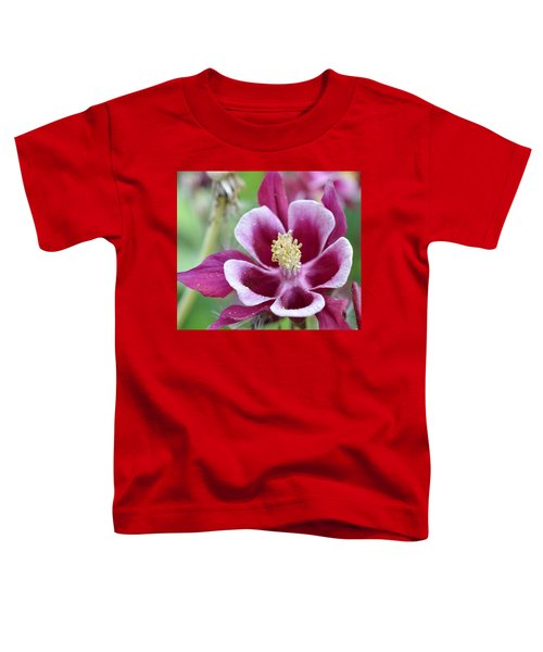 Summer Flower-2 Toddler T-Shirt