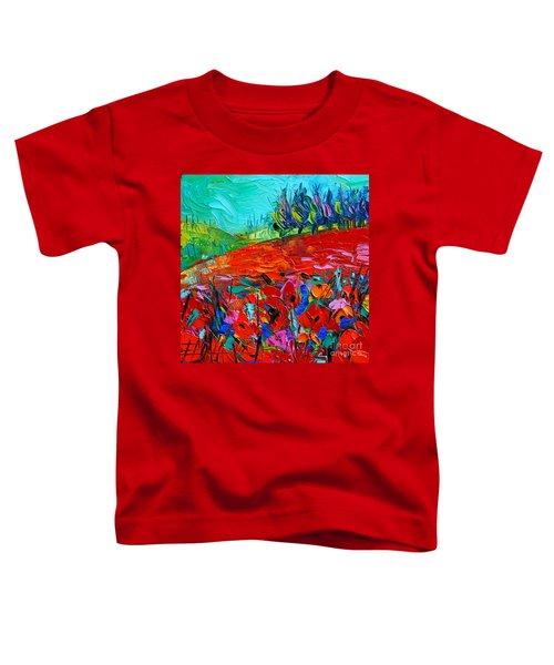 Summerscape Toddler T-Shirt