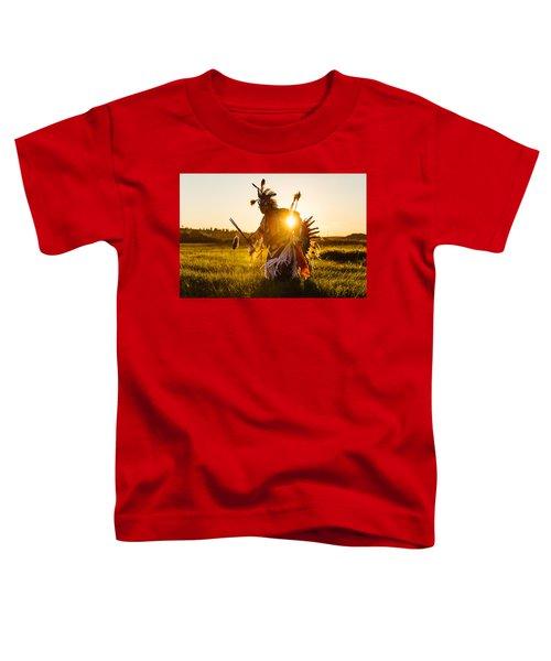 Sun Dance Toddler T-Shirt
