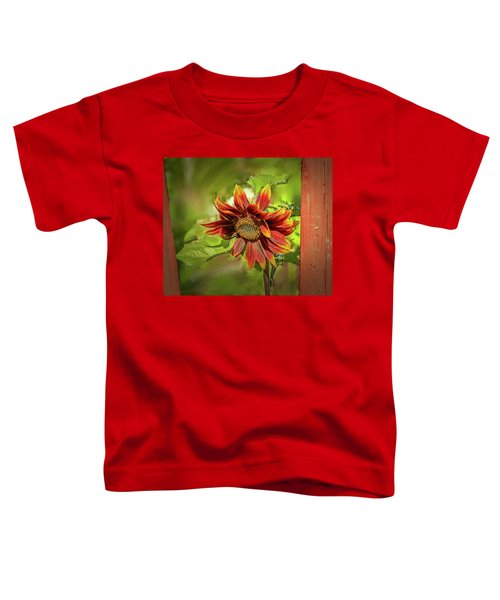 Sunflower #g5 Toddler T-Shirt