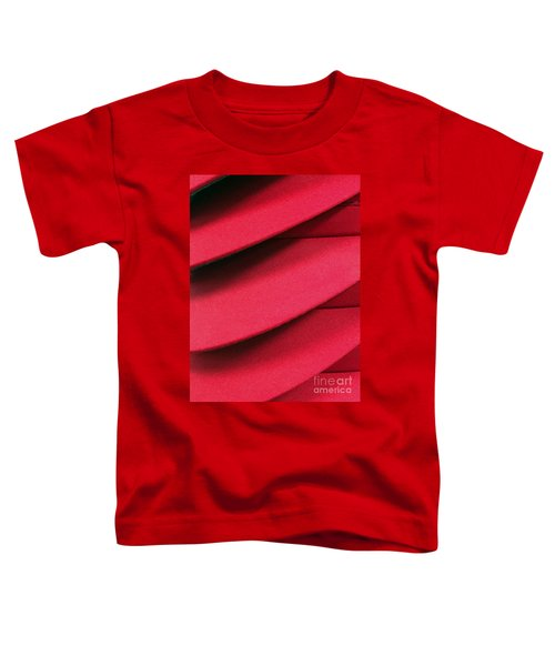 Swooshes And Shadows Toddler T-Shirt