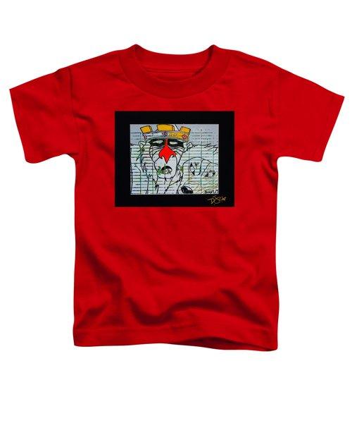 Take The Crown Toddler T-Shirt