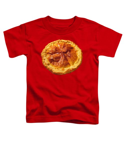 Tourte Toddler T-Shirt by Marc Philippe Joly