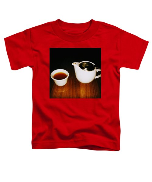 Tea-juana Toddler T-Shirt