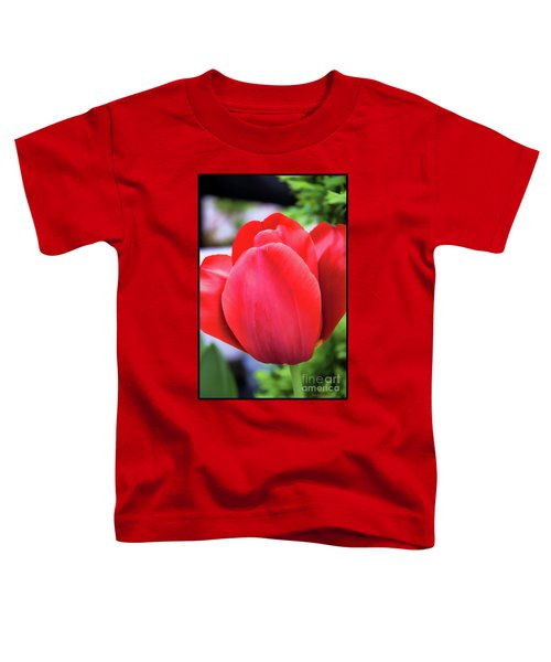 The Tulip Beauty Toddler T-Shirt