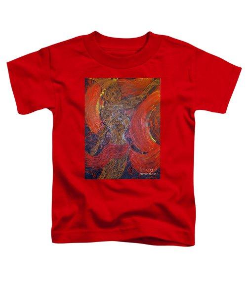 The Belly Dancer Toddler T-Shirt