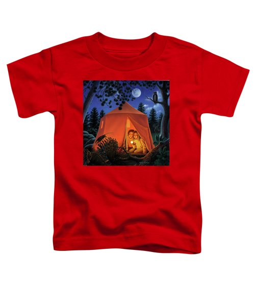 The Campout Toddler T-Shirt