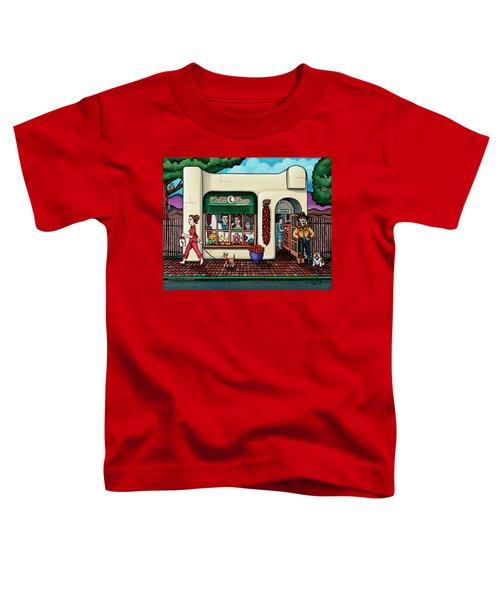 The Chile Shop Santa Fe Toddler T-Shirt