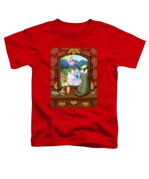 The Chimera Vanity - Fantasy World Toddler T-Shirt