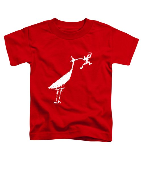The Crane Toddler T-Shirt