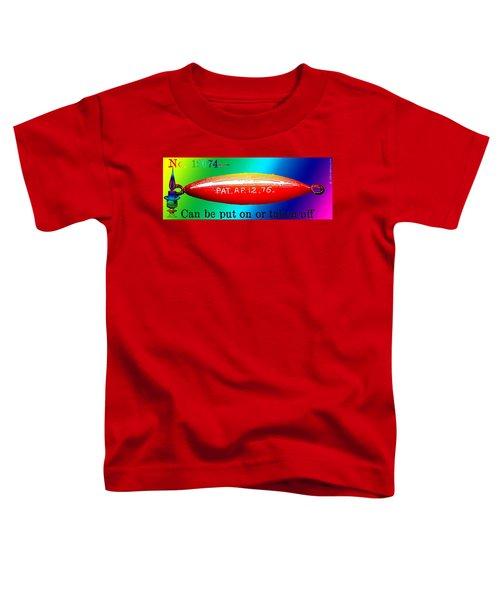 The Dirigible Sinker Toddler T-Shirt