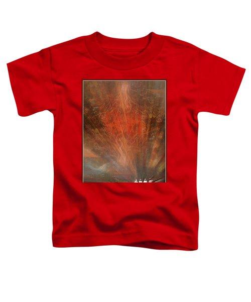 The Drumbeat Rising Toddler T-Shirt