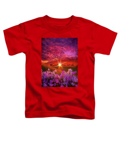 The Everlasting Toddler T-Shirt