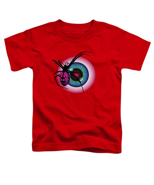 The Eye Of Fear Toddler T-Shirt