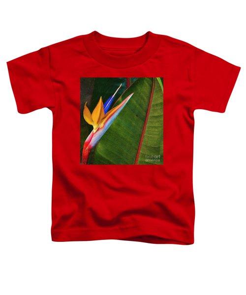 the flower of God Toddler T-Shirt