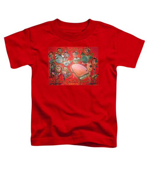 The Fray And The Flobots Toddler T-Shirt