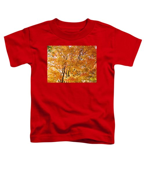 The Golden Takeover Toddler T-Shirt