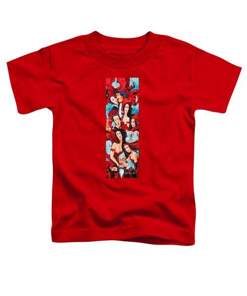 The Groom Toddler T-Shirt