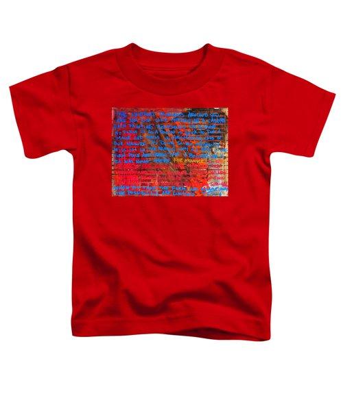 The Idea 2 Toddler T-Shirt