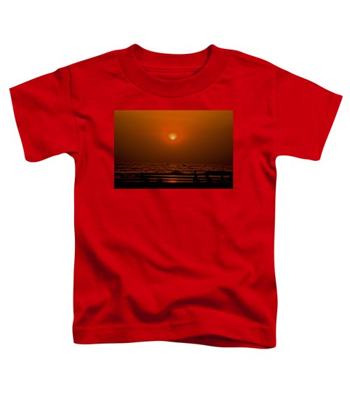The Last Rays Toddler T-Shirt