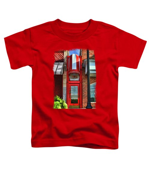 The Little Popcorn Shop In Wheaton Toddler T-Shirt