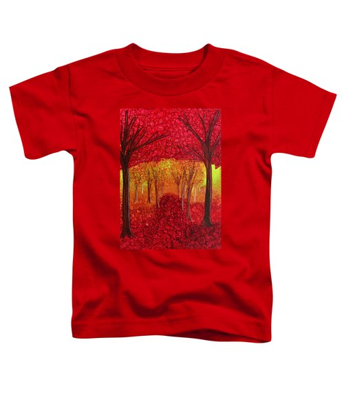 The Missing Colours Toddler T-Shirt