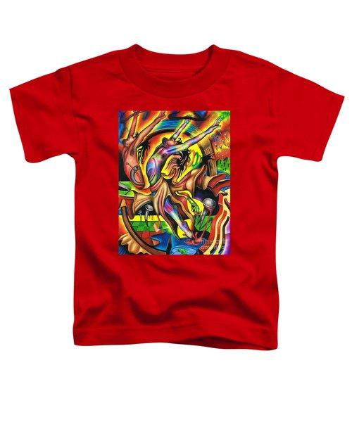 The Numinous Spectrum Of Exaltation Toddler T-Shirt