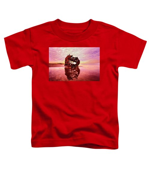 Peter Iredale Fantasy Toddler T-Shirt