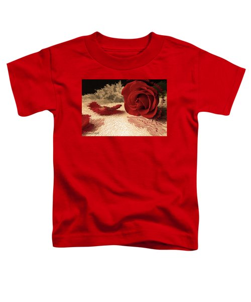 The Rose Toddler T-Shirt