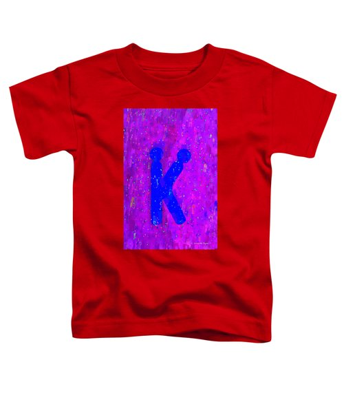 The Sexy K  - Blue -  - Pa Toddler T-Shirt