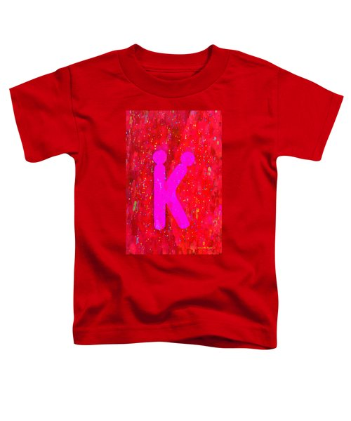 The Sexy K  - Pink -  - Pa Toddler T-Shirt