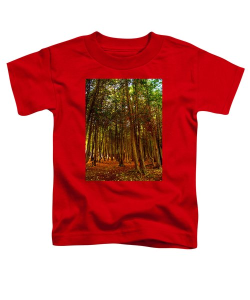 The Woods Toddler T-Shirt