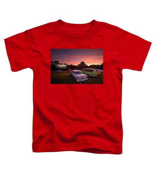 Those Summer Nights Toddler T-Shirt